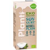 Soygurt Naturell Ekologisk 750ml Planti