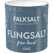 Flingsalt Naturell 125g Falksalt