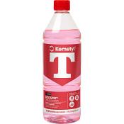Rödsprit T-Röd 1l Kemetyl