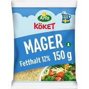 Riven ost Mager 12% 150g Arla Köket