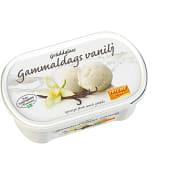 Gräddglass Gammaldags vanilj 0,5l Triumf Glass