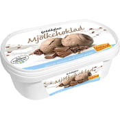 Glass Mjölkchoklad Laktosfri 500ml Triumf Glass