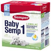 Babysemp1 Lemolac Från födseln 500g Semper