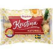 Kristina veteskorpor 400g Skogaholms