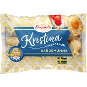 Kristina kardemummaskorpor 400g Skogaholms