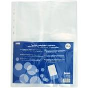 Plastfickor A4 50-p Sense