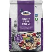 Müsli Frukt & Bär 700g Frebaco