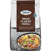 Müsli Branflakes 700g Frebaco