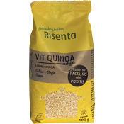 Quinoa Vit Ekologisk 500g Risenta