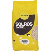 Solroskärnor 1kg Risenta