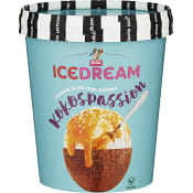 Glass Ice Dream Vegansk Kokos passion 500ml Sia Glass