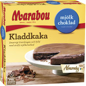 Kladdkaka Marabou Fryst 420g Almondy
