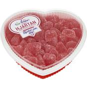Gelehjärtan red heart 450g Aroma