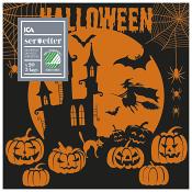 Servett Halloween 33cm 20-p ICA Home