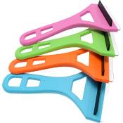 Isskrapa Easy Blandade färger