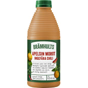 Juice Apelsin morot & ingefära chili 850ml Brämhults