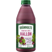 Hallondryck 850ml Brämhults