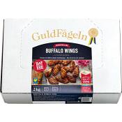 Buffalo wings BBQ Fryst 2kg Guldfågeln