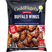 Buffalo wings BBQ Fryst 500g Guldfågeln
