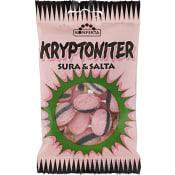 Kryptoniter Sur & salt 60g Konfekta