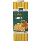 Apelsinjuice 1l Kiviks