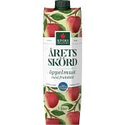 Årets skörd Äppelmust med fruktkött 1l Miljömärkt Kiviks