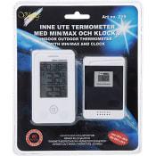 Termometer trådlös Inne/ute Viking