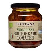 Soltorkade Tomater Ekologisk 285g Fontana