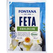 Fetaost Får & getmjölk 150g KRAV Fontana