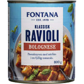 Ravioli i Bolognaisesås 800g Fontana
