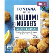 Halloumi Nuggets 230g Fontana