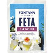 Feta 24 % Laktosfri 150g Fontana