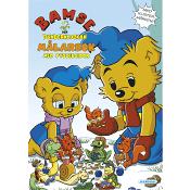 Målarbok Bamse och Dunderklockan
