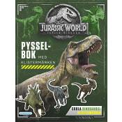 Pysselbok Jurassic World