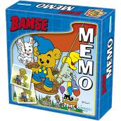 Spel Memo Bamse Kärnan