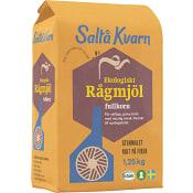 Rågmjöl 1,3kg KRAV Saltå Kvarn