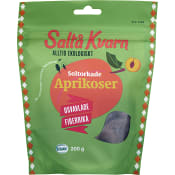 Aprikoser Soltorkade 200g KRAV Saltå Kvarn