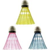 Badmintonboll Utomhus i blandade färger 3-p STIGA