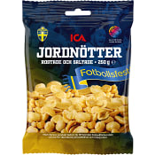 Jordnötter 250g ICA