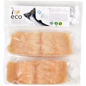 Lax i portionsbitar Fryst 2-p 280g KRAV ICA I love eco
