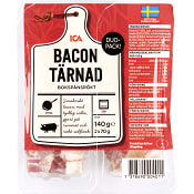 Bacon Tärnad 140g ICA