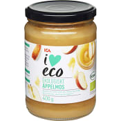Äppelmos 400g KRAV ICA I love eco