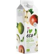 Äppeljuice Ekologisk 1l ICA i love Eco