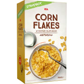 Corn flakes 750g ICA