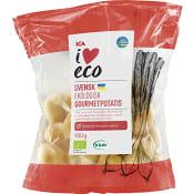Delikatesspotatis Ekologisk 900g KRAV Klass 1 ICA I love eco