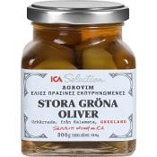 Stora Oliver Gröna 300g ICA Selection