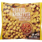 Potatiskroketter Fryst 600g ICA