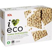 Tunt knäckebröd Ekologisk 250g ICA I love eco