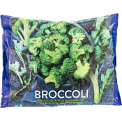 Broccolibuketter Fryst 800g ICA
