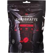 Mellanrost Snabbkaffe refill 200g ICA